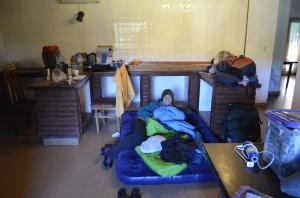 Camping Tandil Autoclub