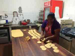 Empanadas en Cafayate